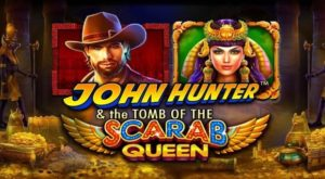 ohn Hunter and the Tomb of the Scarab Queen