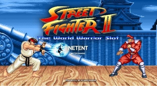 Φρουτάκι Street Fighter II