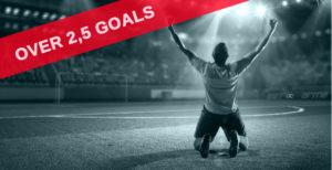 over2,5 goals
