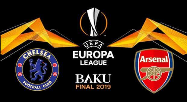 Τσέλσι - Άρσεναλ Τελικός Europa League