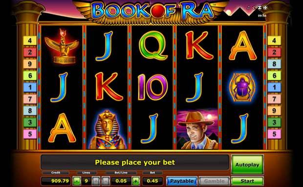 Book Of Ra Online Spielen Mybet