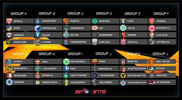 europa-league-groups-2019-20
