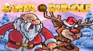 santa-vs-rudolf